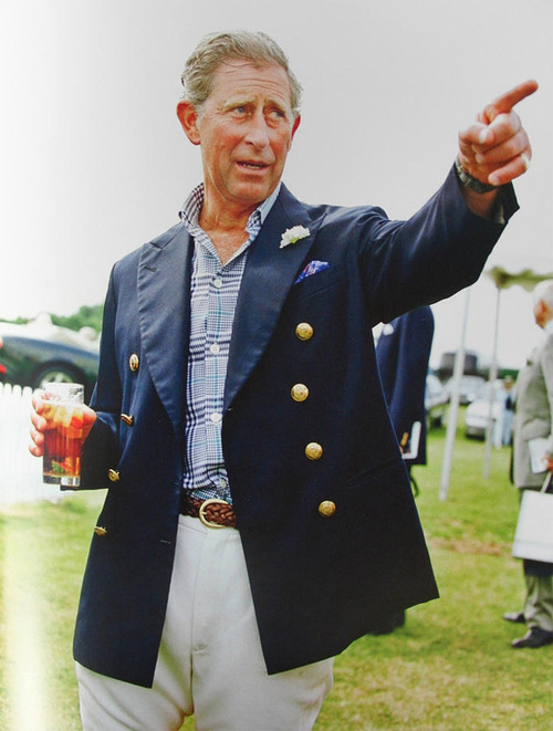 Daily Dandyism - Prince Charles