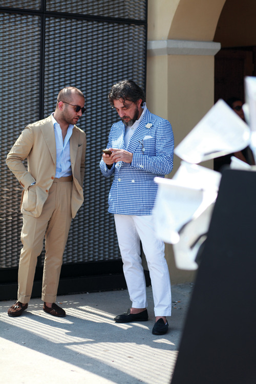 Sartorial Splendor - How to be the Coolest in the S/S